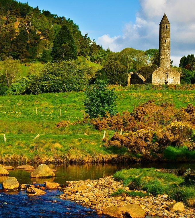 Wicklow Mountains, Valleys and Lakes Tour