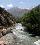 Atlas Mountain - Ourika Valley