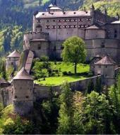 Ice Caves or Fortress Hohenwerfen