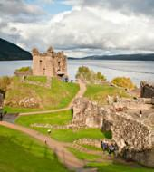 Loch Ness and the Highlands of Scotland