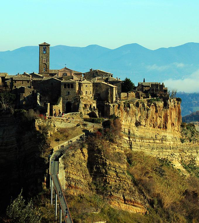 Private tour from Rome to Bagnoregio