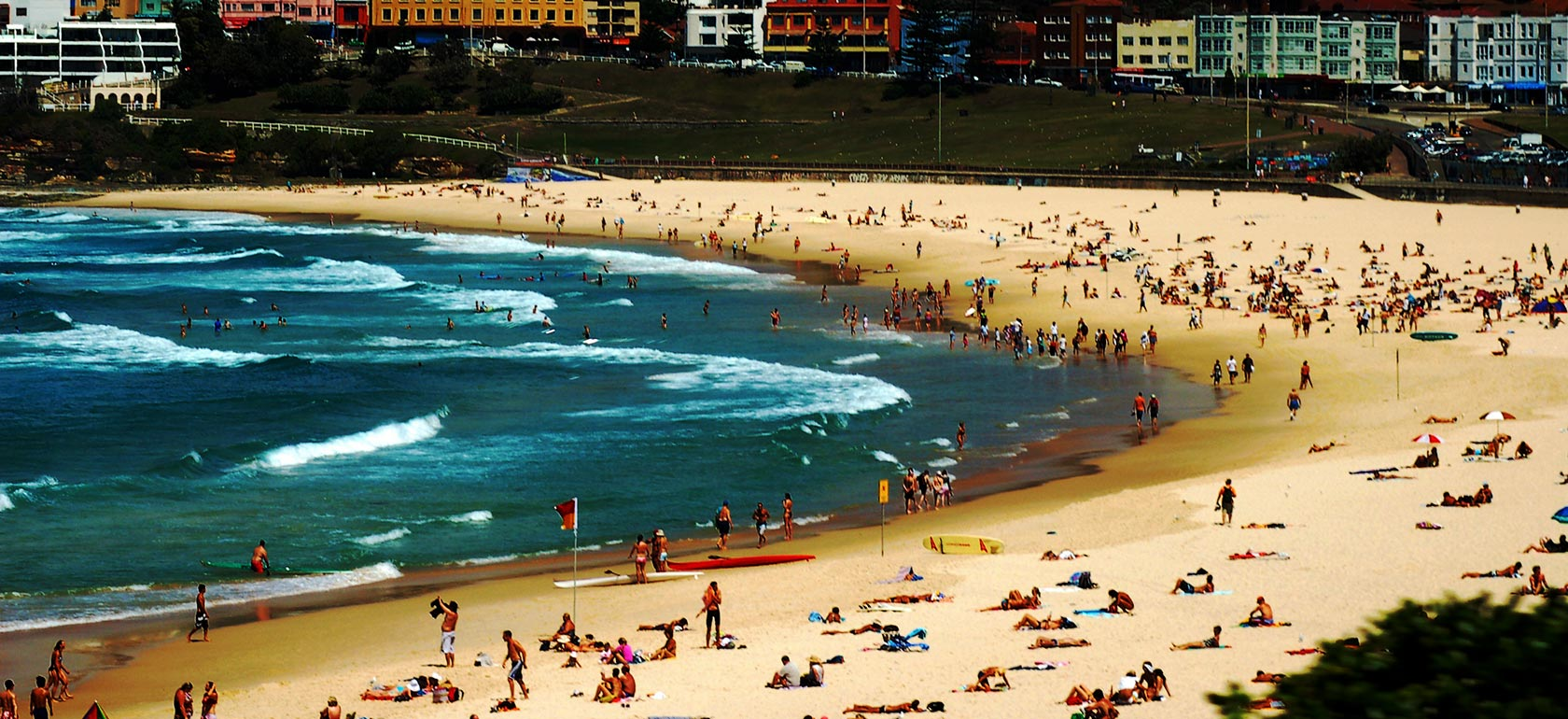 Sydney City Tour with Bondi Beach