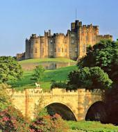 The Borders Country & Alnwick Castle