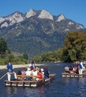 The Dunajec River Rafting