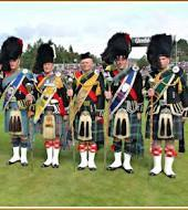 The Royal Braemar Highland Gathering