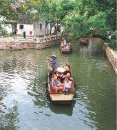Tongli Water Village One Day Tour