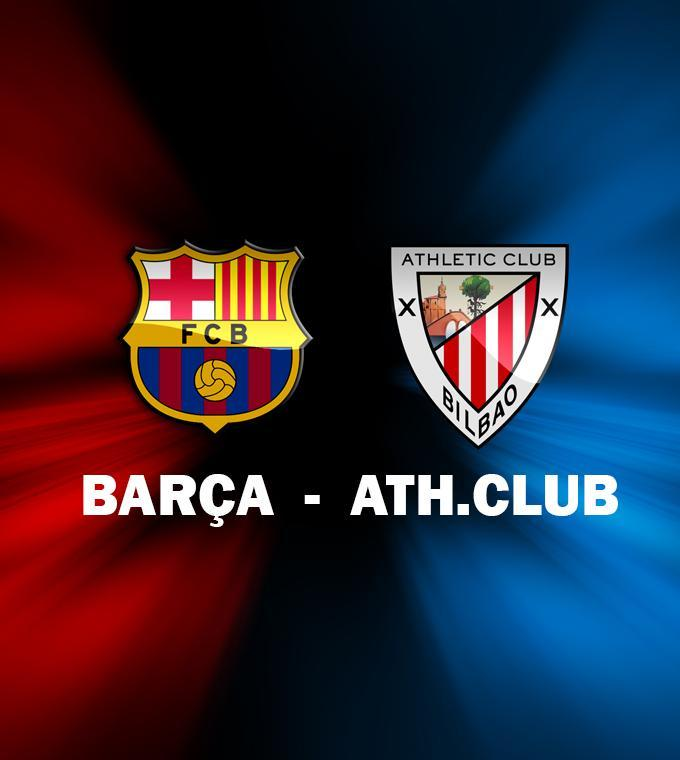 FC Barcelona - Athletic Club Bilbao (12-04-2020)