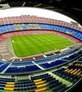 Tour dello Stadio Camp Nou - FC Barcelona