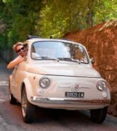 Fiat 500 Tour of Florence and its countryside