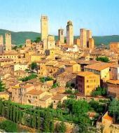 Siena and San Gimignano Low Cost Round Trip
