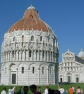 Arte e Fragância do Mar: Pisa, Lucca e Viareggio