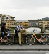 Florence bike rent (1 Day)