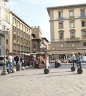 Florence Segway Guided Tour with Lunch