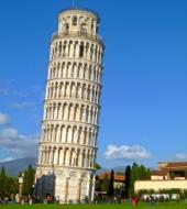 Pisa Tower & Hop-On Hop-Off Bus