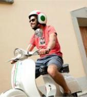 Tour em Vespa Clássica por Florença e campo