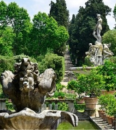 Vasari Corridor Guided Visit and Boboli Gardens