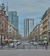 Frankfurt Walking Tour