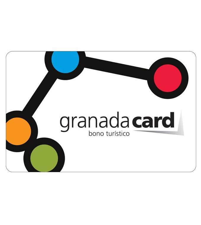 Granada Card including Alhambra