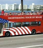Miami Onibus Hop on Hop off Bus