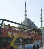Istambul Onibus Hop on Hop off Bus