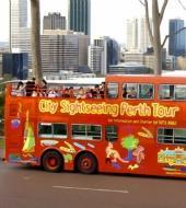 Perth Hop on Hop off Bus
