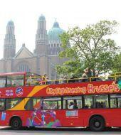 Bruselas Hop on Hop off Bus