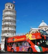 Pisa Hop on Hop off Bus