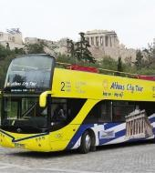 Athenes Hop-on Hop-off Bus