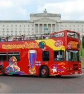Belfast Bus Hop-on Hop-off