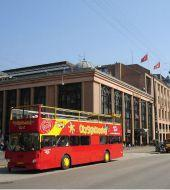 Copenhague Hop-on Hop-off Bus