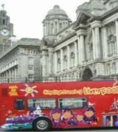 Liverpool Hop-on Hop-off Bus