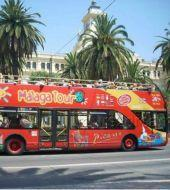Malaga Hop-on Hop-off Bus