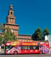 Milan Hop-on Hop-off Bus