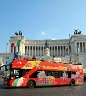 Rome Hop-on Hop-off Bus