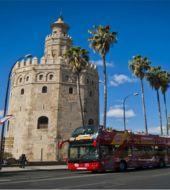 Sevilla Hop on Hop off Bus