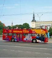 Tallinn Bus Hop-on Hop-off