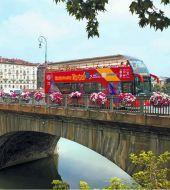 Turin Hop-on Hop-off Bus