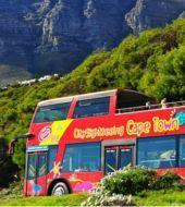 Cape Town Hop on Hop off Bus