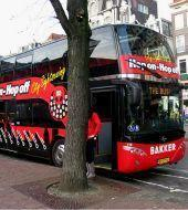 Amsterdam Hop-on Hop-off Bus