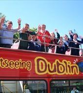 Dublin Hop on Hop off Bus