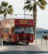 Paphos (Cyprus) Hop on Hop off Bus