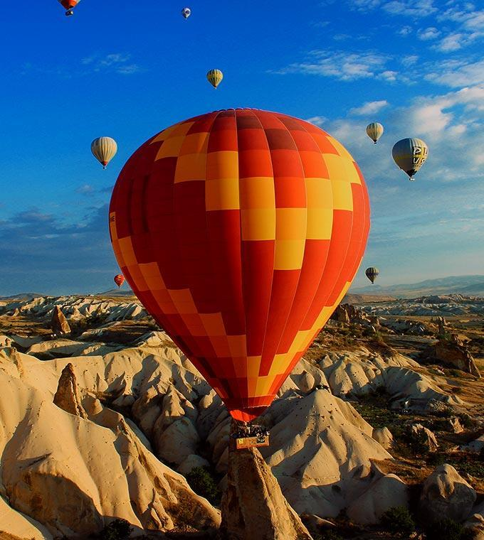 Cappadocia Hot Air Balloon Tour - Standard