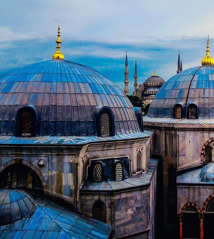 Hagia Sophia & Blue Mosque Tour (Skip the line)