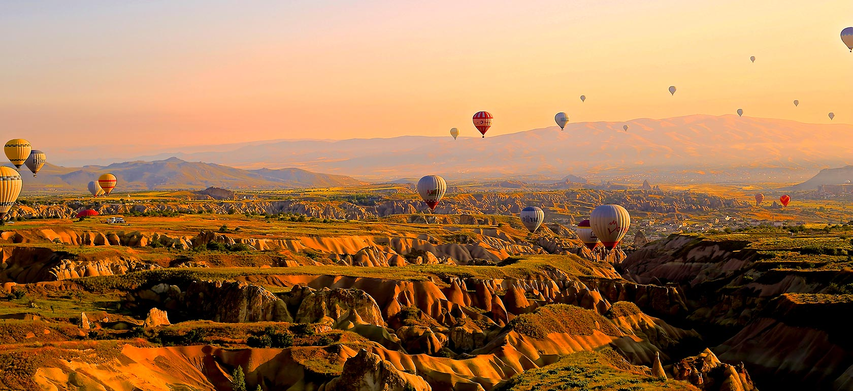 Balloon Tour Over The Fairy Chimneys