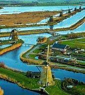 Kinderdijk + English Guide