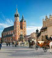 Visite de la ville de Cracovie