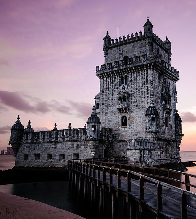 Torre de Belém + Deutscher Guide