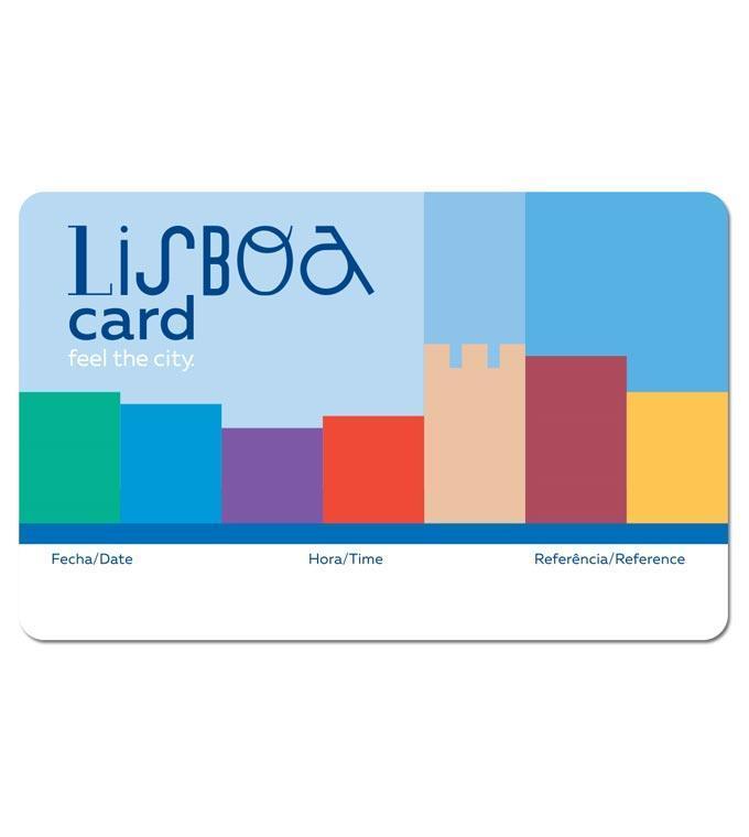 Lisbon One Day Travel Card