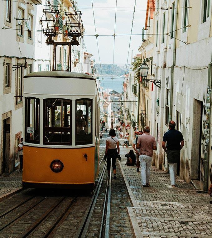 Original Lisbon Walking Tour