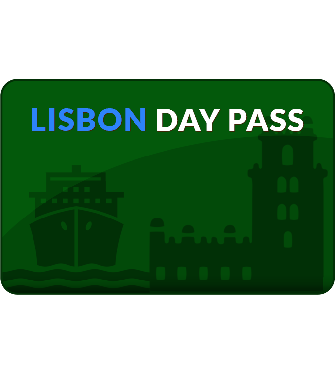 LISBON DAY PASS FROM CRUISE TERMINAL (INCL· TRANSPORTATION)